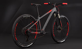 "Велосипед SILVERBACK Stride SX Eagle Gray-Red 29"" (2020)"