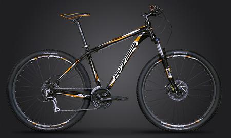 Велосипед Rizer Titan 20