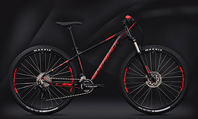 "Велосипед SILVERBACK Stride Expert Black-Red 29"" (2020)"
