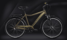 Велосипед LTD Cruiser 640 Military-Green (2020)