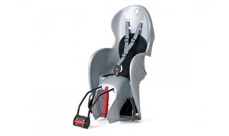 Кресло для перевозки детей на велосипеде Polisport Wallaroo QST