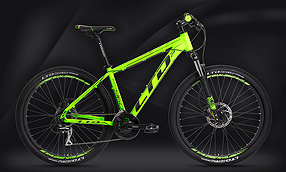 "Велосипед LTD Rocco 960 Neon-Green 29"" (2020)"