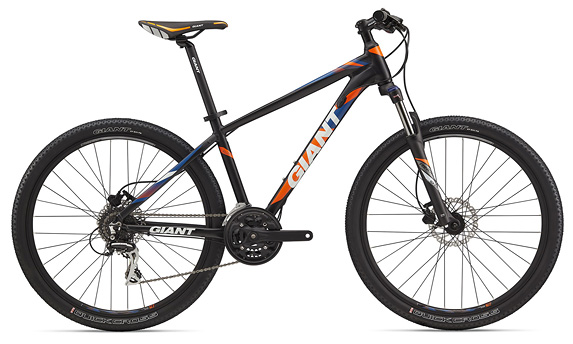 "Велосипед GIANT Rincon Disc Orange 27,5"" (2018)"
