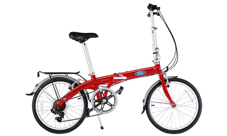 Велосипед FORD by Dahon 20