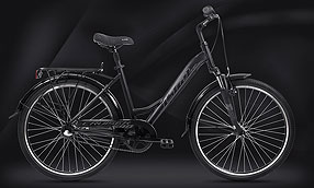 Велосипед LTD Cruiser 640 Black-Grey (2021)