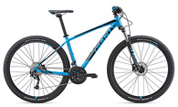 "Велосипед GIANT Talon 3 GE 29"" Blue (2018)"