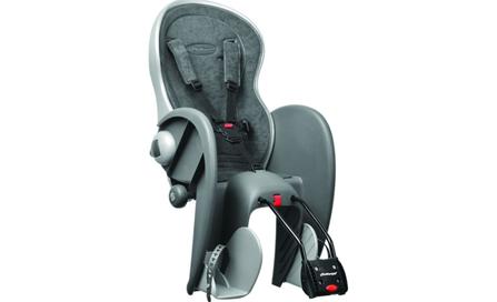 Кресло для перевозки детей на велосипеде Polisport Wallaby Evolution Deluxe
