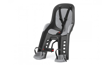 Кресло для перевозки детей на велосипеде Polisport Bubbly Mini