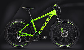 "Велосипед LTD Rocco 760 Neon-Green 27.5"" (2020)"