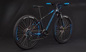 "Велосипед SILVERBACK Stride Sport Black-Blue 29"" (2020)"