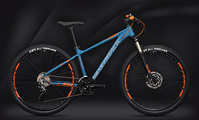 "Велосипед SILVERBACK Stride Elite SL Blue-Orange 29"" (2020)"