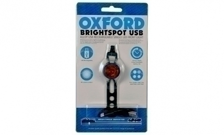 Фара задняя OXFORD BrightSpot USB LED Light