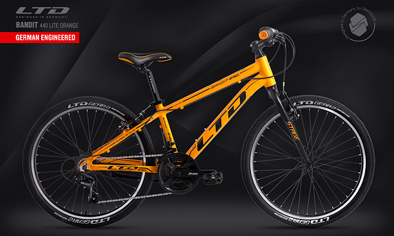 Велосипед LTD Bandit 440 Lite Orange (2020)