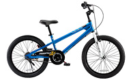 "Велосипед BMX Junior RoyalBaby Freestyle 20"" Blue (2018)"