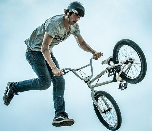 Трюковый (BMX) велосипед